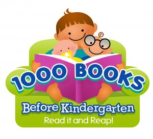Read 1000 books with your child before kindergarten.